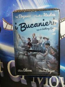 I Bucanieri DVD *a&r* NUOVO