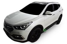 Hyundai Santa Fe mk3 2013-up Running Boards Side Steps  set TOP QUALITY PRODUCT