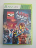 The LEGO Movie Videogame - Xbox 360 Game - Complete & Tested