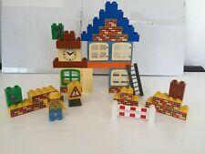 LEGO DUPLO Explore #3282 Bob the Builder Clock-Tower Bob RARE