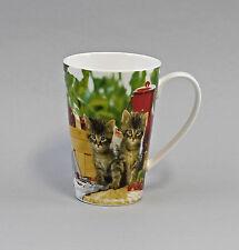 Jameson&Tailor Porzellan große Tee-/Kaffee-Becher Katzenkinder 9952205