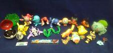 Lot of Pokemon Figures McDonald's Tommy Nintendo