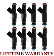 GENUINE  BOSCH 8x FUEL INJECTORS FOR Cadillac/Pontiac/Oldsmobile 4.0L 4.6L