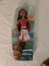 NIB Disney Moana Of Oceania Doll Posable Action Figure Hasbro