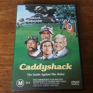 Caddyshack R4 Like New! FREE POST
