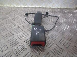 2010 SEAT IBIZA MK5 5 DOOR DRIVER SIDE FRONT SEAT BELT BUCKLE 6R0857756D
