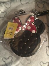 Loungefly Minnie Mouse Cross Body Bag, Brand New With Tags