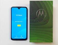 USED Motorola Moto G7 PLUS DS G7+ 64GB XT1965-2 International Version (Indigo)