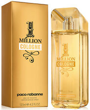 1 Million COLOGNE By Paco Rabanne-For Men-EDT/SPR-4.2oz/125ml-Brand New In Box