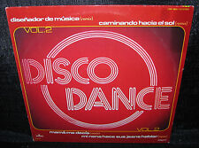 Disco Dance Vol 2 (Rare 1982 Mexican 6 Track LP) * LIPPS INC * KASSO * DR. HOOK