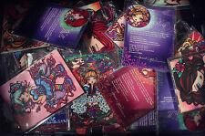 Grab Bag PACKS ACEO Lot 4 ATC Fantasy Fairies Mermaids Artist Trading Cards Art
