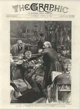 1892 Bolso de recepción por miembros de la oposición Kanaka laboral