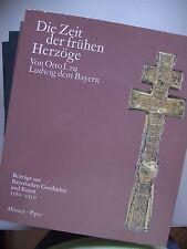 6 Bücher Ausstellung Herzöge Otto I. Kurfürst Maximilian König Max I. Joseph