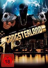 DVD- GANGSTERLAND -- NEU & OVP - FSK 18