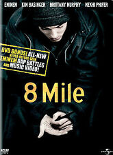 8 Mile (Full Screen Edition with Censored Bonus Features) DVD, Eminem, Brittany