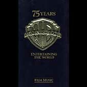 Warner Brothers 75 Years Entertaining [Box] by Various Artists (CD, May-1998, 4