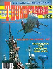 Thunderbirds #23 (22nd August 1992) TV21 full colour reprint strips