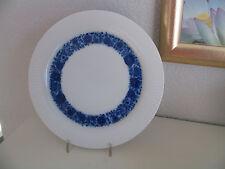 Dessert- Kuchen-Teller Rosenthal Studio Line Sinfonie in Blau dm.19,5cm