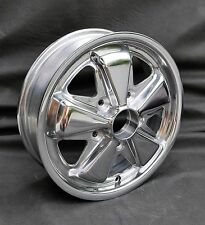 Porsche Fuchs 15x4.5 Wheel - NEW Replica TUV approved 4.5 ET42 VW FULLY POLISHED