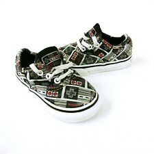 Nintendo VANS Game Over Shoes Trainers Infant UK 4 EU20 US 4.5 Childs Toddlers