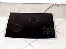 """WHIRLPOOL GOLD SERIES GJC3055RS04 30"""" TOUCH CONTROL ELECTRIC COOKTOP BLACK"""