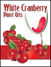 Island Mist White Cranberry Wine Labels - 30