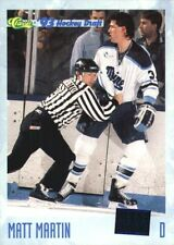 Matt Martin - 1993-94 Classic Draft Picks - University of Maine Black Bears