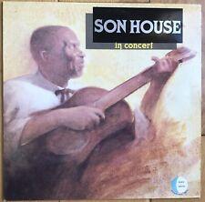 """Son House – In Concert 12"""" Vinyl LP Blues Delta Blues 1984 BMLP-1020 EXCELLENT"""