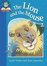 THE LION AND THE MOUSE - WALTER, JACKIE - NEW BOOK