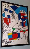 GENTILINI ALDO  dipinto  tecnica mista  Arte contemporanea