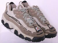 Nike 908003-311 Air ACG Tan Lace-Up Leather Hiking Trail Shoes Women's US 7.5