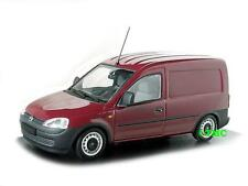 Opel Combo   2002  rubensrot   /  Minichamps  1:43