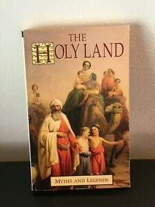 THE HOLY LAND: MYTHS AND LEGENDS by J. E. HANAUER. PAPERBACK