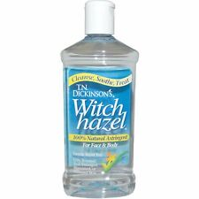 Dickinson Brands Witch Hazel For Face  Body 16 fl oz 473 ml All-Natural