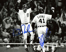 REPRINTED  Kirk Gibson 1984 World Series celebration homer Detroit Tigers