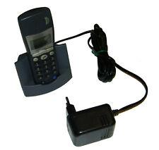 swisscom fixnet Mobilteil und Ladeschale ISDN Telefon                        *16