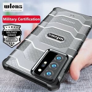 For Samsung S21 S20 Note 20 Ultra Hard Heavy Duty SHOCKPROOF Armour Case Cover