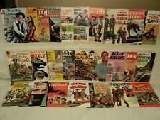 Western Movie Classics Dell Gold Key LOT How The West Was Won 28 Comics (s 9400)