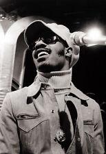 Stevie Wonder Poster, Funk, Soul, Jazz, R&B