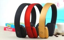 C35 Wireless Bluetooth Headphones On-Ear Style Mic for Phone Calls 3.5mm Jack