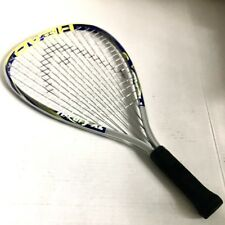 Head Fury Xl Racquetball Racquet With Case