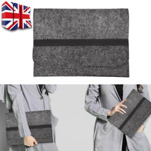 Laptop Sleeve Bag Case Cover For MacBook Mac Air/ Pro/ Pro Retina 13 inch UK