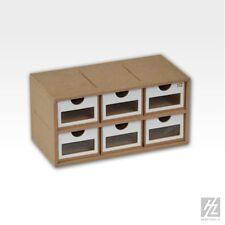Schubladen Modul x 6 (Drawers Module x 6) MWS HobbyZone Ordnungssysteme Hobby