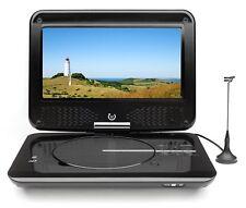 Tragbarer DVD-Player 22,9 cm (9 Zoll), DVB-T-Tuner, USB Anschluss Dual DVD-P 905