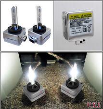 2x D1S Xenon White 6000K Bulbs Replacement Low Beam VW PASSAT 3C B6 2005-2010