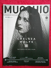Rivista MUCCHIO SELVAGGIO 734/2015 Chelsea Wolfe Battles Low Julia Holter No cd