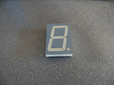 New Gray Faced LED Skee Ball Display Module For The Ball Count. Lights Up Red
