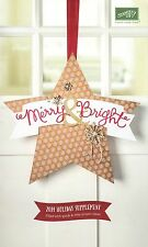 Stampin' Up! 2014 Holiday Supplement