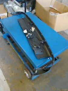C2S35196 Jaguar X Type 01-10 Rear bumper lower panel with PDC sensors & loom
