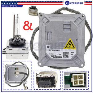 FOR BMW E92 E93 X3 X5 E64 E63 D1S BALLAST HID XENON CONTROL MODULE w/ Bulb